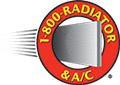 1 800 radiator logo