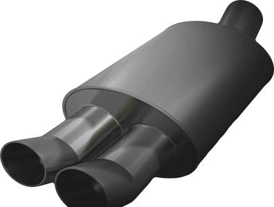 image depicting a muffler